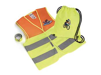 Kit de seguridad vial Disney