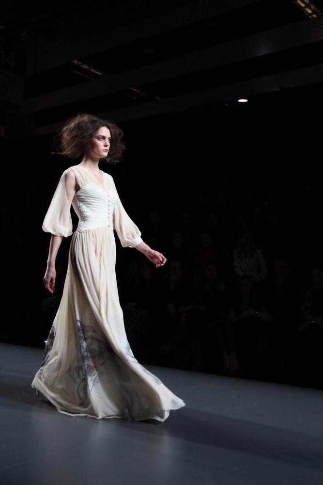 Foto de Alma Aguilar en la Cibeles Madrid Fashion Week Otoño-Invierno 2011/2012 (51/126)