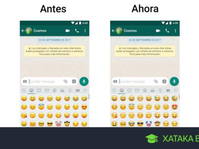 WhatsApp tiene nuevos emojis: así puedes activarlos en Android