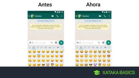 descargar teclado con emojis de whatsapp