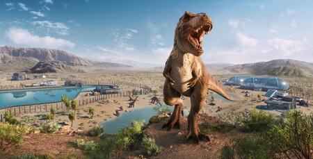 Jugamos a Jurassic World Evolution 2: la nueva gran obsesión de los apasionados por los dinosaurios (incluso cuando la cosa se desmadra)