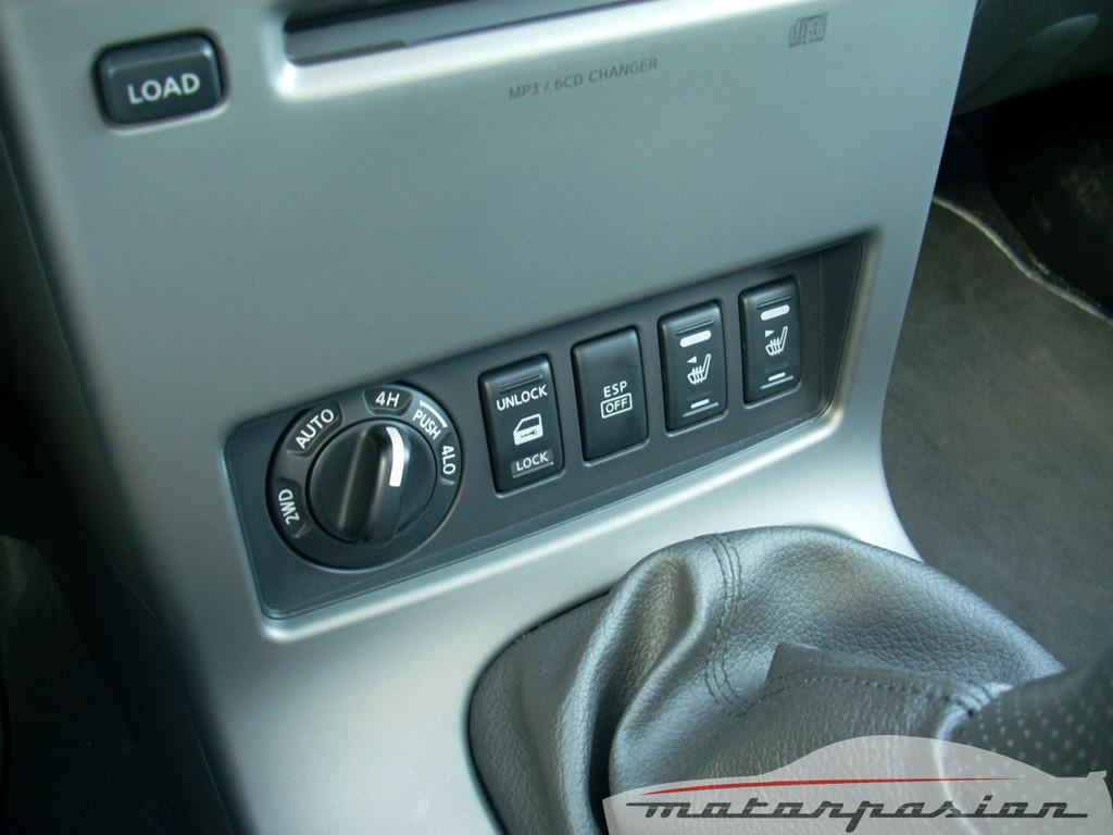 Foto de Nissan Pathfinder (prueba) (32/48)