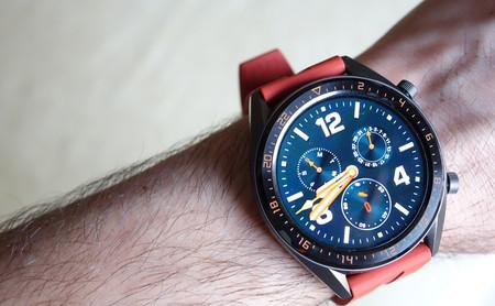 Huawei Watch GT Active, análisis: el reloj inteligente más deportivo de la familia sigue despuntando por su sorprendente autonomía