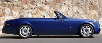 Rolls-Royce Phantom Drophead Coupé, es oficial