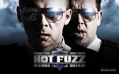 'Arma fatal' ('Hot Fuzz'), posiblemente la película más divertida del año