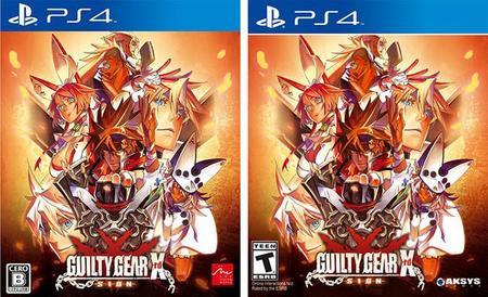 La portada de Guilty Gear Xrd -SIGN- tendrá censura en Norteamerica y se anuncia un nuevo personaje