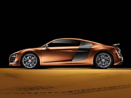 Audi R8 China Limited Edition lateral
