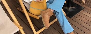 Pies calentitos y derrochando estilo con estas botas, botines (y un par de zuecos) firmados por UGG