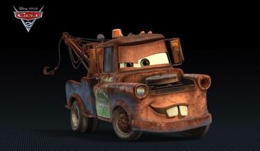 Las mejores películas infantiles: 'Cars 2'