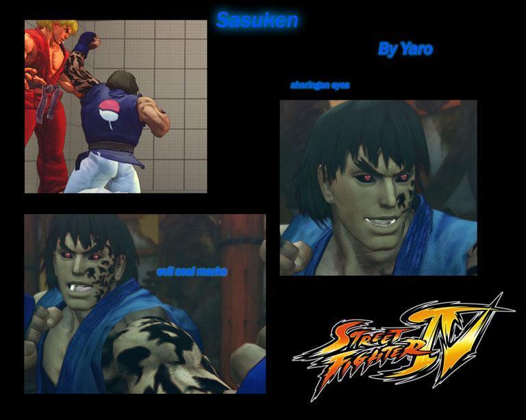 Foto de 'Street Fighter IV' mods de personajes (16/23)