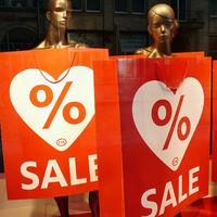 Las rebajas no reflotan la facturación del pequeño comercio
