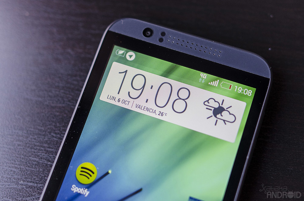 Foto de HTC Desire 510, diseño (3/22)