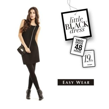 El Corte Inglés: sus Little Black Dress de Easy Wear ¡sin gastos de envío!