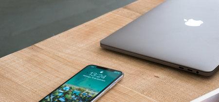 """La """"barbilla"""" del iPhone X sigue siendo inimitable seis meses después de su presentación"""
