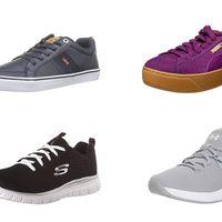 Chollos en tallas sueltas de zapatillas Levi's, Skechers, Puma y Under Armour desde 16 euros en Amazon