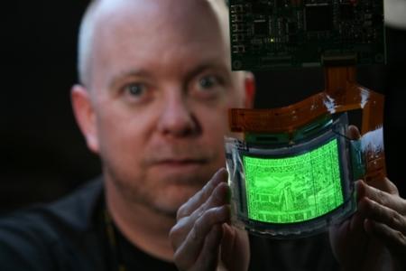 Samsung lucirá su pantalla flexible de 5.5 pulgadas en Las Vegas