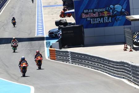 Raul Fernandez Espana Moto3 2020
