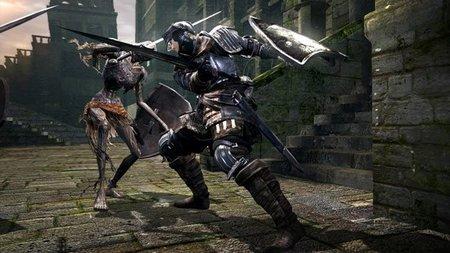 GamesCom 2011: el combate protagoniza el nuevo tráiler de 'Dark Souls'
