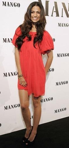 Camila Alves Mango