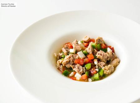 Receta de pipirrana: la ensalada de Jaén es la perfecta guarnición veraniega (con vídeo incluido)