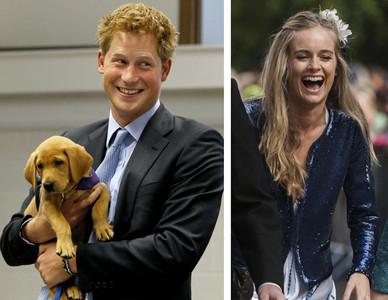 """Cressida Bonas acompañará, """"oficialmente"""", al príncipe Harry a una gala el próximo jueves"""