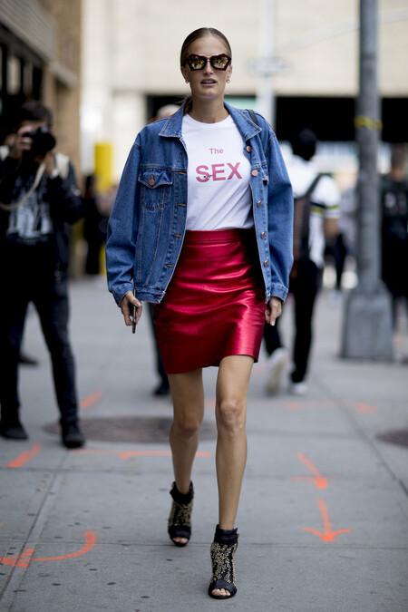camiseta falda amazon