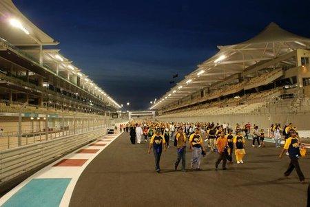 Abu Dhabi, Singapur, India, circuitos exóticos que suenan para las proximas temporadas