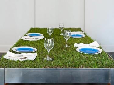 Mesa para traer el picnic a casa