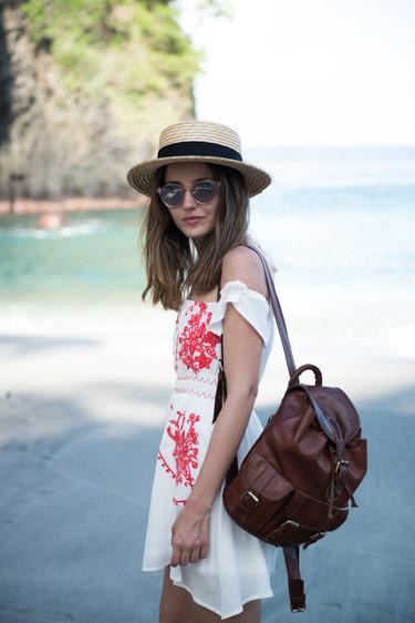 ¡No te olvides del sombrero de paja! Un básico de las vacaciones del verano