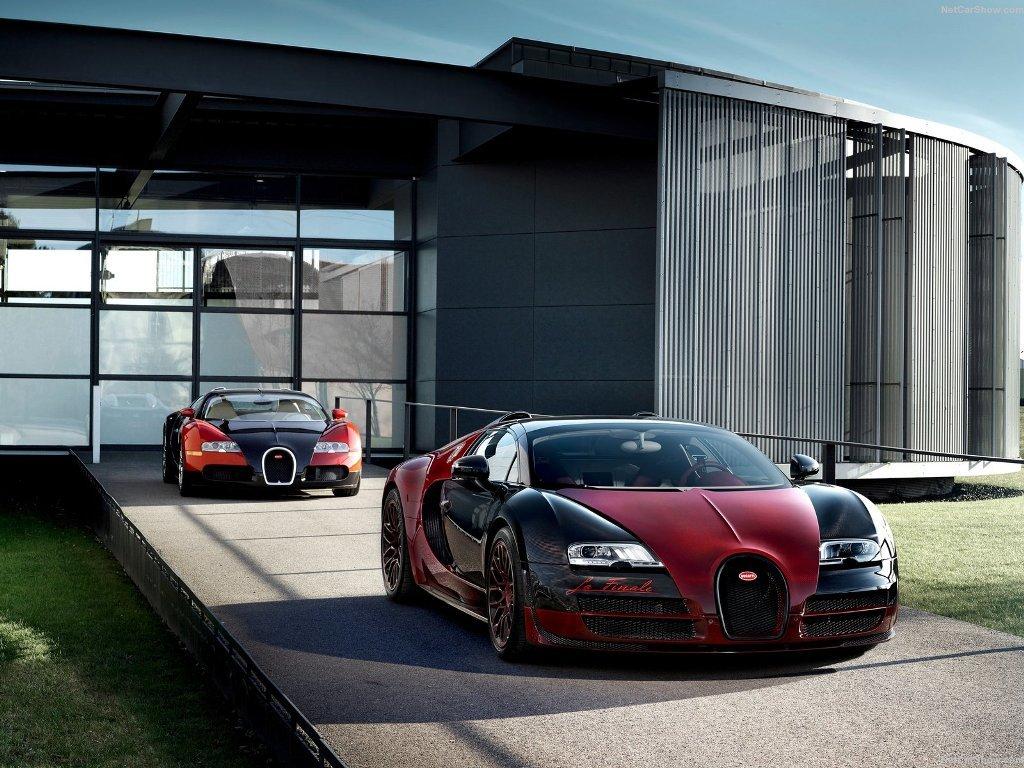 Foto de Bugatti Veyron Grand Sport Vitesse La Finale (8/13)