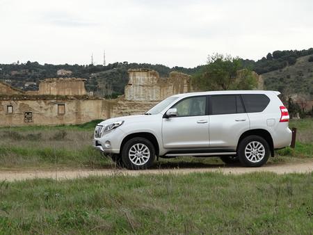 Prueba Toyota Land Cruiser Exteriores 23