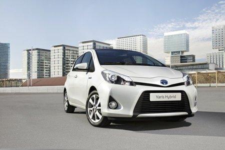 Europcar compra 100 Toyota Yaris híbridos para su flota