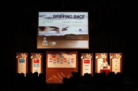 Rosario podría ser el punto de partida del Dakar 2014