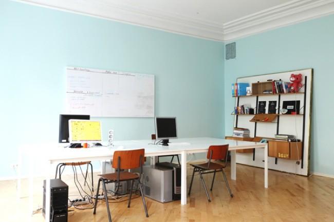 Espacios para trabajar las oficinas de annvil for Espacios para oficinas