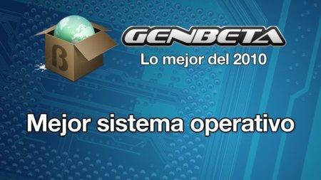 Lo mejor del 2010: mejor sistema operativo