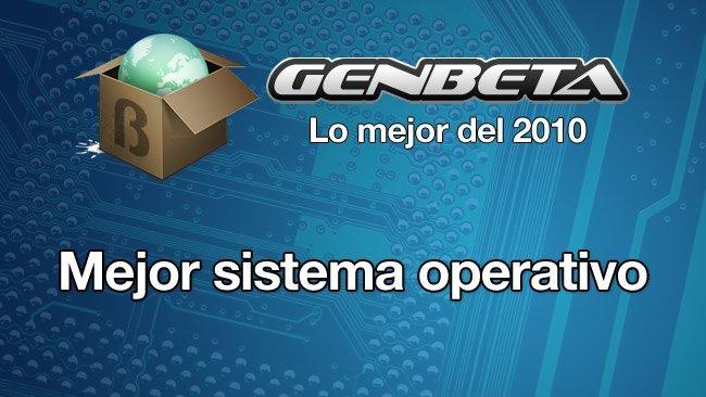 genbeta lo mejor del año 2010 sistema operativo