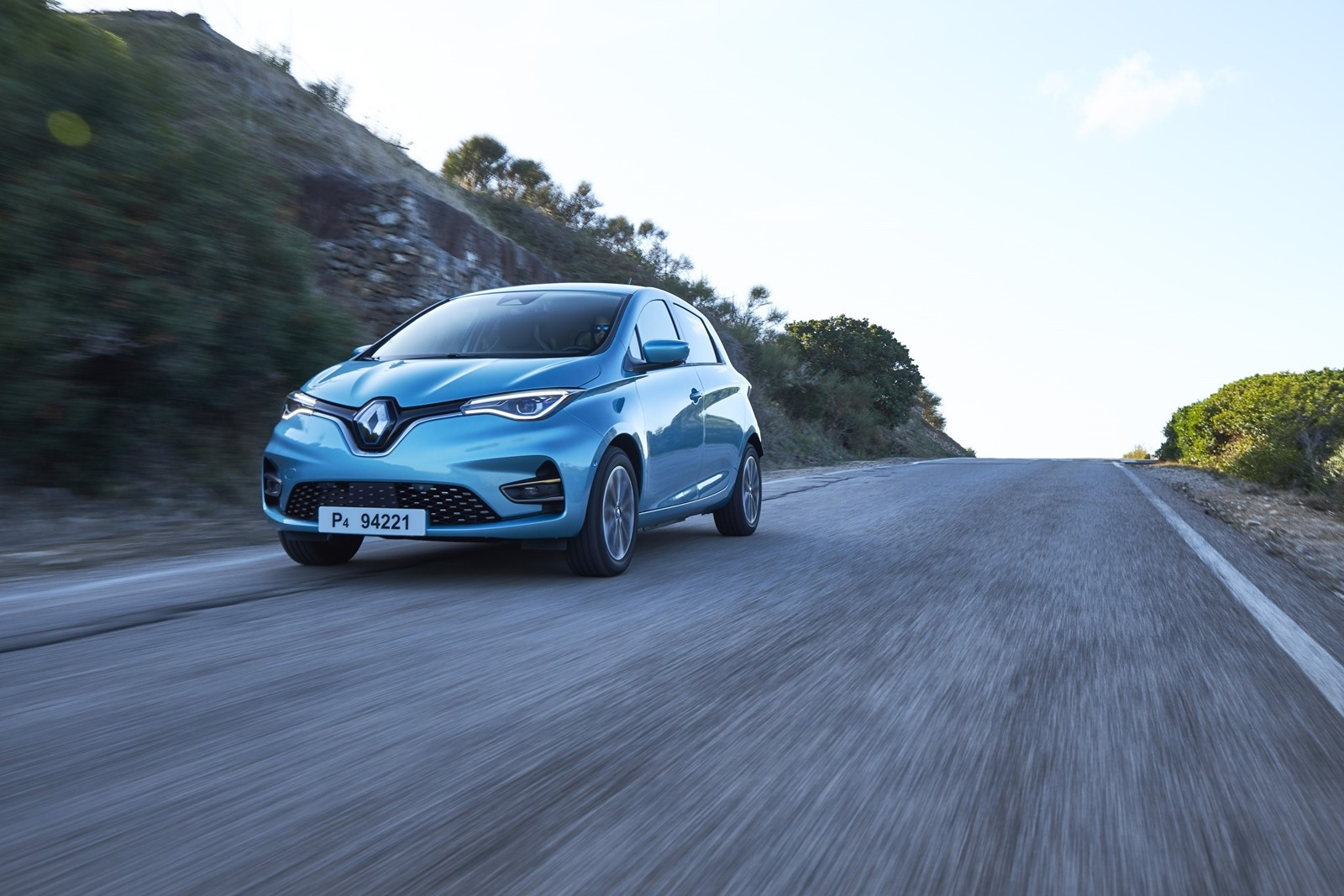 Foto de Renault ZOE 2020, prueba (18/37)