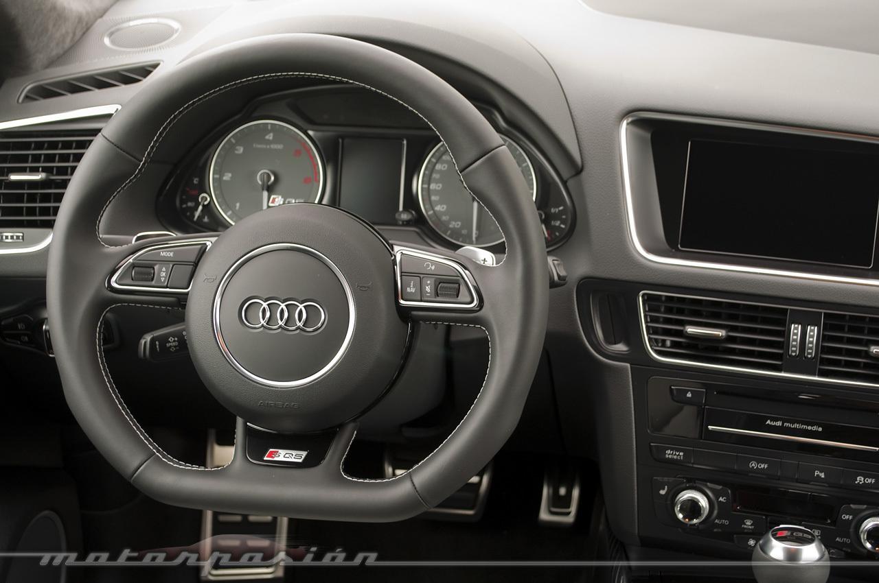 Audi Q5 Y Sq5 Presentaci 243 N Y Prueba En M 250 Nich 12 43