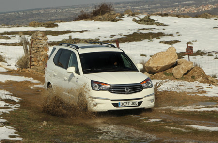 Gama Ssangyong 4x4