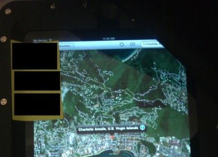 Posibles imágenes del tablet a 10 horas de su presentación