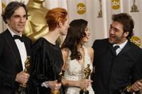 Oscars 2008: Javier Bardem hace historia en una discreta ceremonia