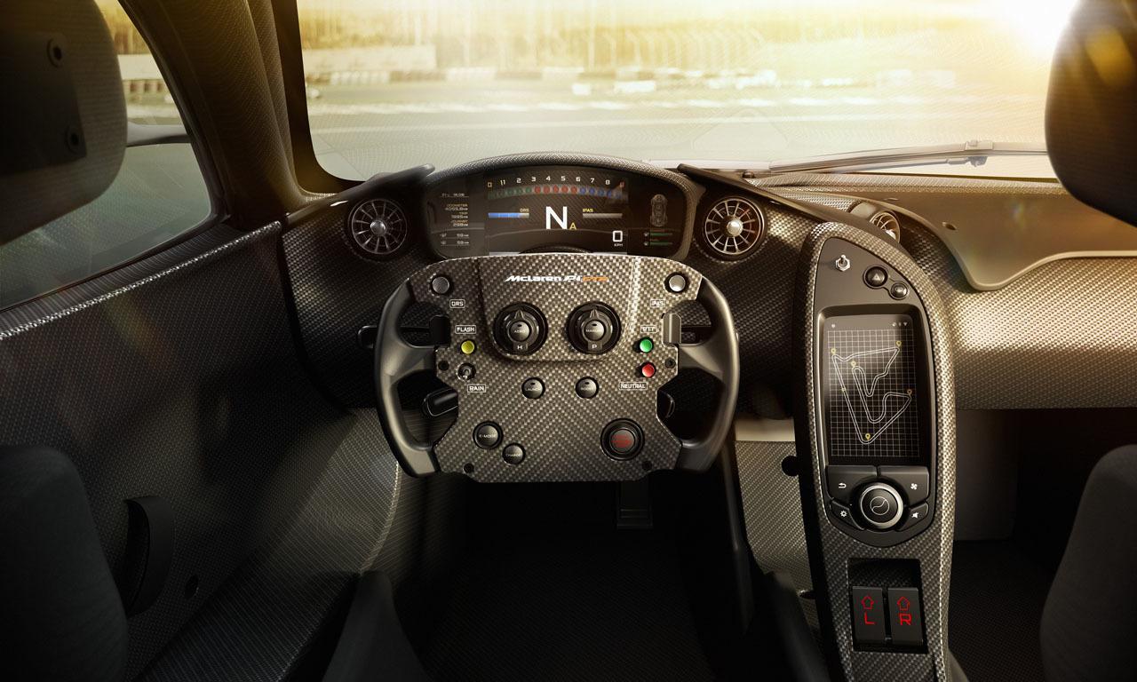 Foto de McLaren P1 GTR (8/10)