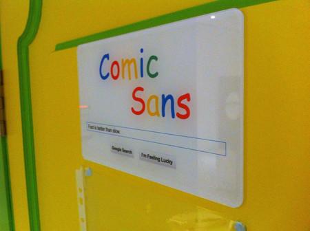 ¿Eres de los que odia la Comic Sans? Resulta que es de gran ayuda para los disléxicos
