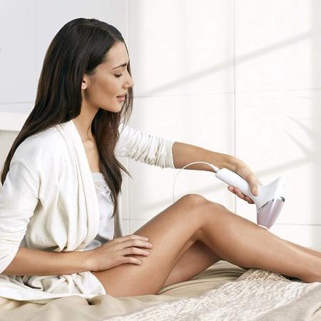 Lucir una piel suave con las altas temperaturas es posible gracias a esta depiladora Philips rebajadísima