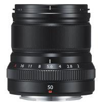 Fujifilm presenta el objetivo Fujinon XF50mm f2 R WR para su Serie X
