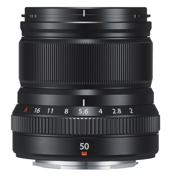Xf50mmf2 R Wr Black Horizontal