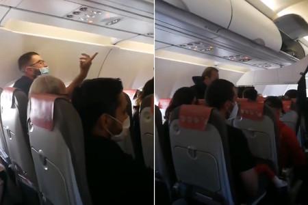 Aviones atestados y sin distancia física: la nueva normalidad aún se parece mucho a la vieja