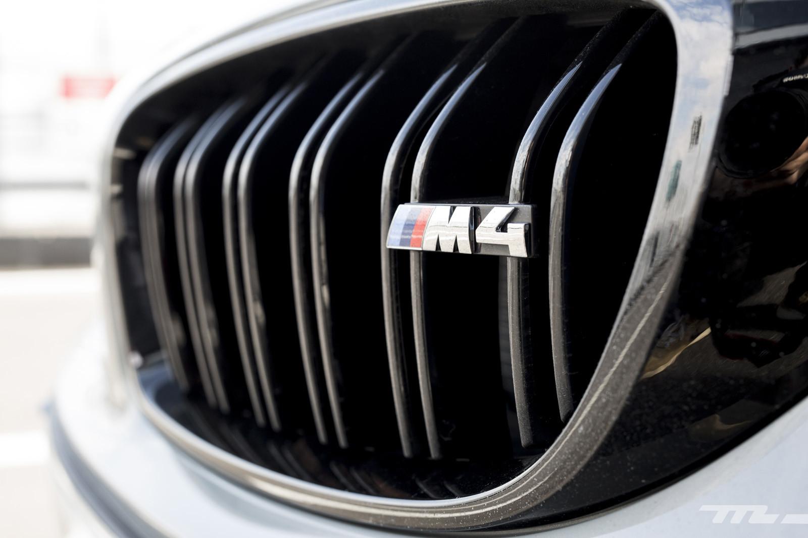 Foto de BMW M4 CS (prueba) (7/22)