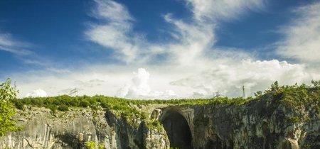Los 'ojos de Dios' están en la cueva más grande de Bulgaria