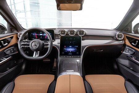 Mercedes Benz Clase C 2022 27